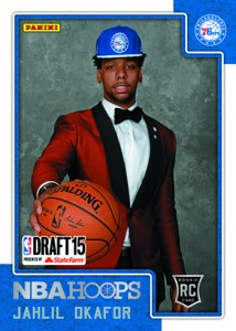 Panini Creates First Digital Rookie Cards for 2015 NBA Draft Picks 2
