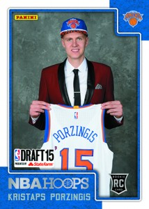 Panini Creates First Digital Rookie Cards for 2015 NBA Draft Picks 12