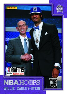 Panini Creates First Digital Rookie Cards for 2015 NBA Draft Picks 3