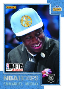 Panini Creates First Digital Rookie Cards for 2015 NBA Draft Picks 13