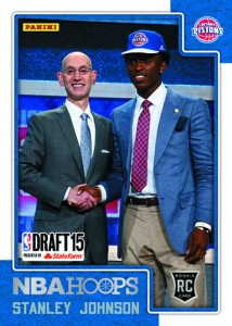 2015 Panini Draft NBA Hoops 8 Stanley Johnson