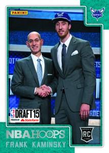 Panini Creates First Digital Rookie Cards for 2015 NBA Draft Picks 14