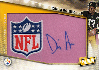 2015 Panini Father's Day Trading Cards 30