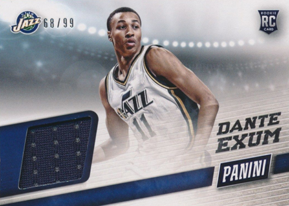 2015 Panini Father's Day Trading Cards 25