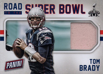 2015 Panini Fathers Day Road to the Super Bowl