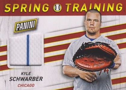 2015 Panini Father's Day Spring Training