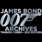 2015 Rittenhouse James Bond Archives Trading Cards