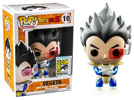 Ultimate Funko Pop Dragon Ball Z Figures Checklist and Gallery 3