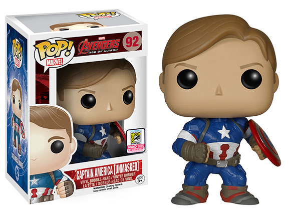 Funko Pop Marvel Avengers Age of Ultron Figures 22