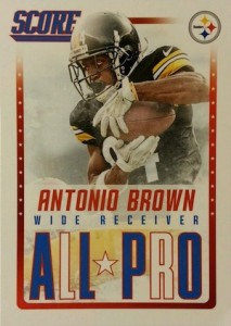 2015 Score Football Cards 24