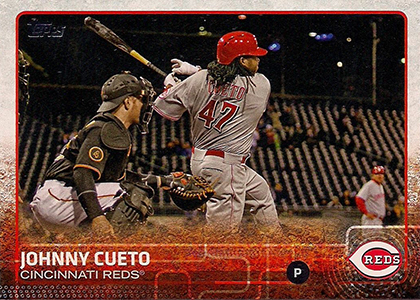 How to Spot the 2015 Topps Series 2 Baseball Variation Short Prints 4