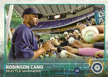 How to Spot the 2015 Topps Series 2 Baseball Variation Short Prints 14