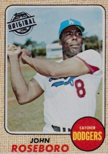 2015 Topps Archives Baseball Originals