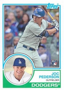 Joc Pederson Rookie Cards And Prospect Cards Guide