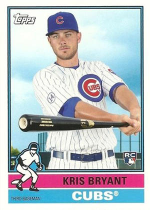 Kris Bryant Rookie Card Gallery and Checklist 6