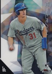 2015 Topps Finest Baseball Base Joc Pederson RC