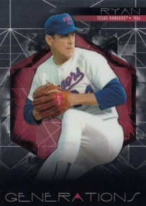 2015 Topps Finest Baseball Generations Nolan Ryan
