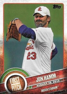 2015 Topps Baseball First Pitch Gallery and Checklist 18