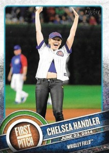 2015 Topps Baseball First Pitch Gallery and Checklist 20