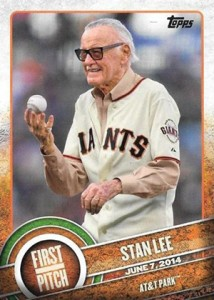 2015 Topps Baseball First Pitch Gallery and Checklist 21