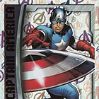 2015 Topps Marvel Avengers Hero Attax Trading Cards