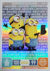 2015 Topps Minions Trading Cards 47