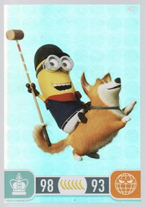 2015 Topps Minions Trading Cards 45