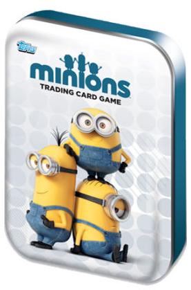 2015 Topps Minions Tin