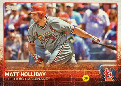 How to Spot the 2015 Topps Series 2 Baseball Variation Short Prints 69
