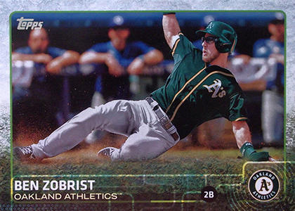 How to Spot the 2015 Topps Series 2 Baseball Variation Short Prints 73