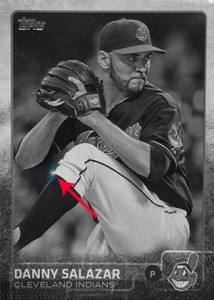 How to Spot the 2015 Topps Series 2 Baseball Variation Short Prints 75