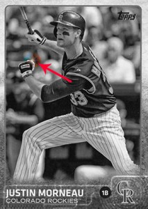 How to Spot the 2015 Topps Series 2 Baseball Variation Short Prints 110