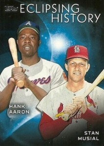 2015 Topps Series 2 Baseball Eclipsing History