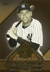 2015 Topps Series 2 Baseball Royalty Jeter