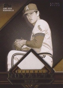 2015 Topps Series 2 Baseball Royalty Relics Nolan Ryan