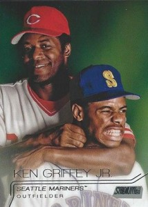 2015 Topps Stadium Club Ken Griffey Jr