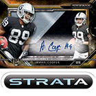 2015 Topps Strata Football Cards - Review Added