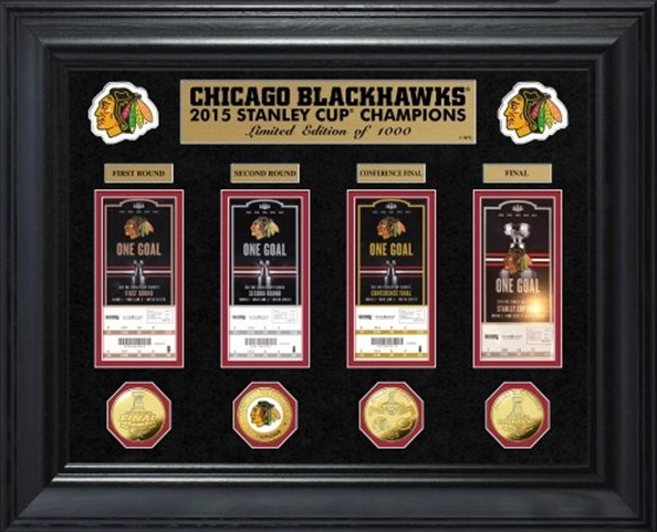 2015 Chicago Blackhawks Stanley Cup Champions Collectibles Guide 8