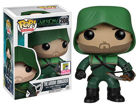 Ultimate Funko Pop Green Arrow Figures Checklist and Gallery 24