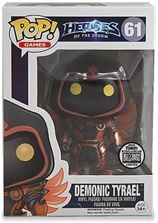 Funko Pop Diablo 61 Demonic Tyrael