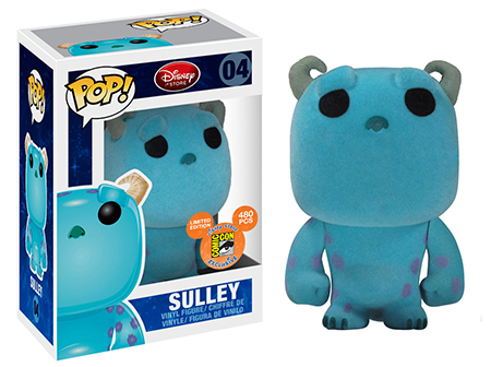 Ultimate Funko Pop Monsters Inc Figures Checklist and Gallery 22