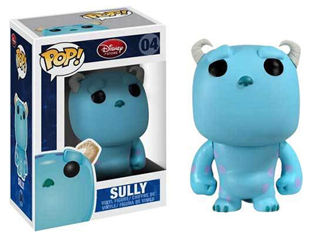 Ultimate Funko Pop Monsters Inc Figures Checklist and Gallery 21