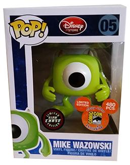 Funko Pop Disney 05 GITD Mike Wazowski