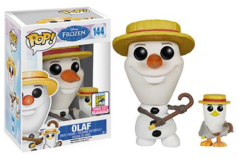 Funko Pop Disney 144 Barbershop Quartet Olaf