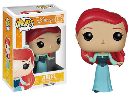 Ultimate Funko Pop Little Mermaid Figures Gallery and Checklist 5