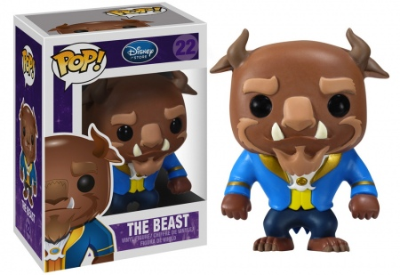 Funko Pop Disney 22 The Beast