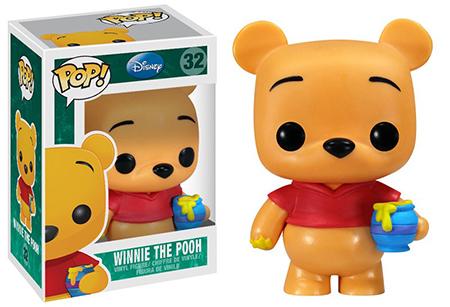 Funko Pop Winnie The Pooh Checklist Set Info Visual