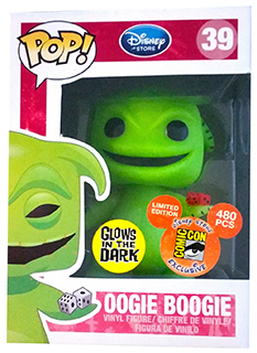 Ultimate Funko Pop Nightmare Before Christmas Figures Checklist and Gallery 10