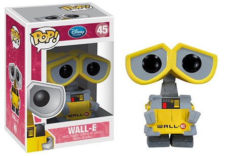 Funko Pop Wall-E Vinyl Figures 22