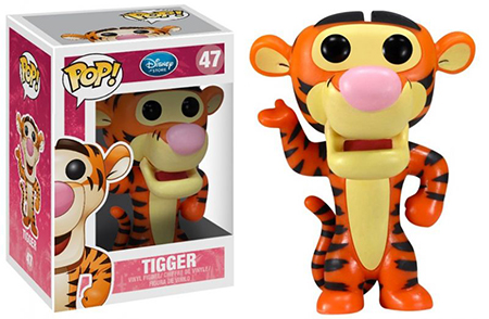 Funko Pop Disney 47 Tigger